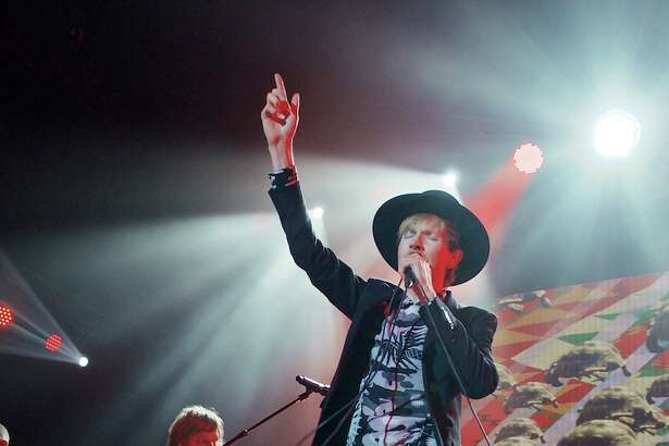 Beck at Bayou Music Center, October 9, 2014