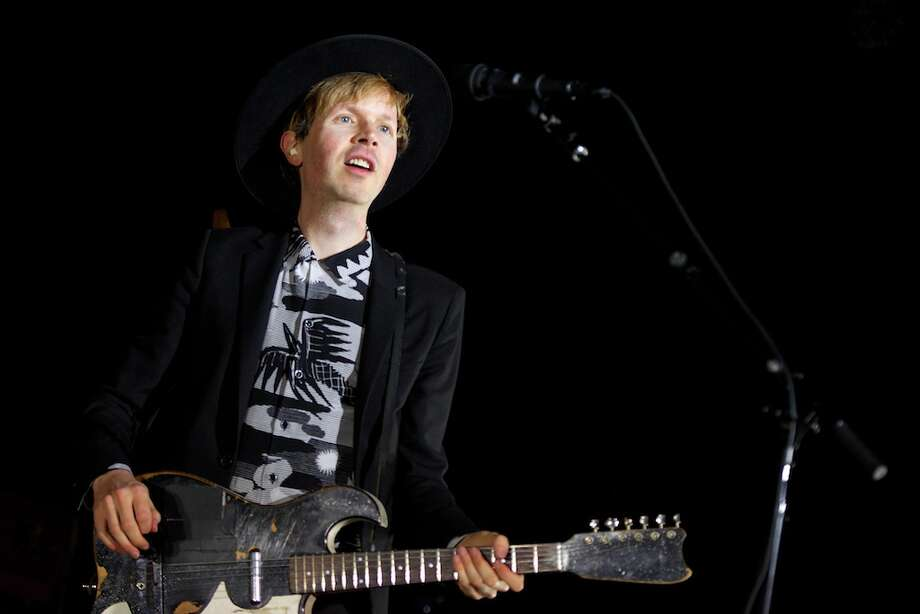 Beck leads the lineup for the inaugural In Bloom festival set for March 24-25, 2018 at Eleanor Tinsley Park.See some of the big acts playing the In Bloom Festival in 2018... Photo: Jay Dryden, For The Houston Chronicle / copyright 2014 Jay Dryden