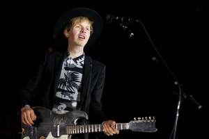 Beck at Bayou Music Center, October 9, 2014