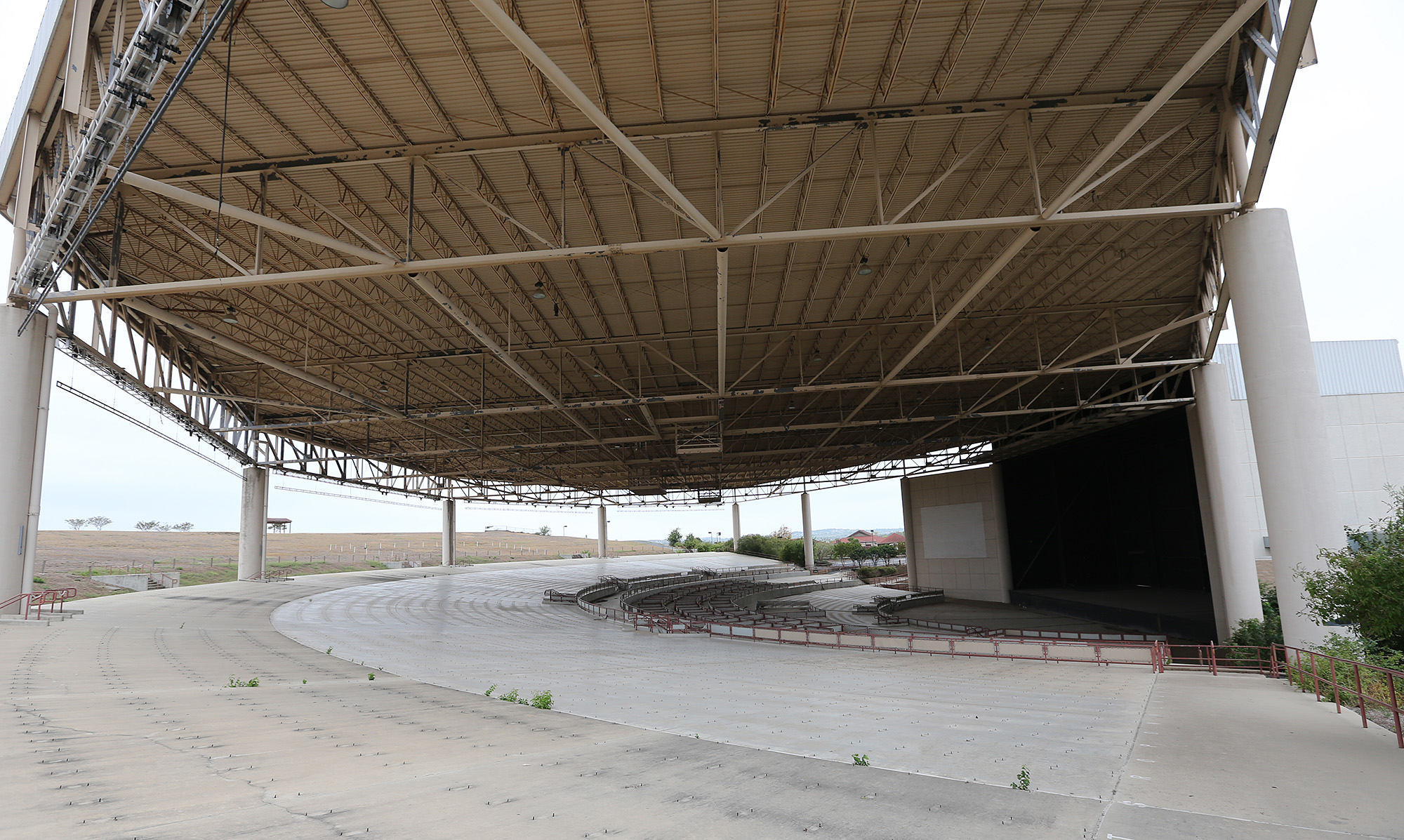 Want to check out an amphitheater concert? Get ready to drive Austin ...