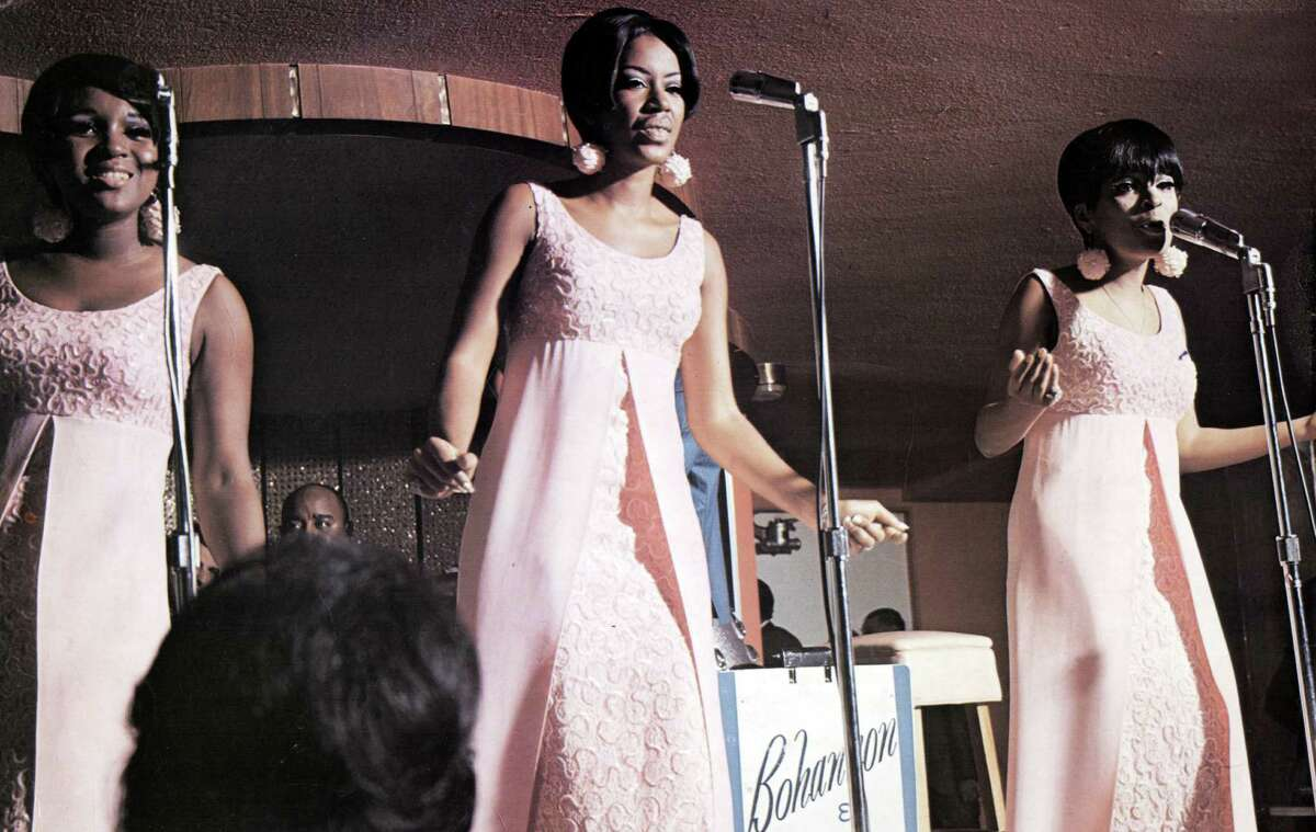 Motown girl group had Top 10 hits with