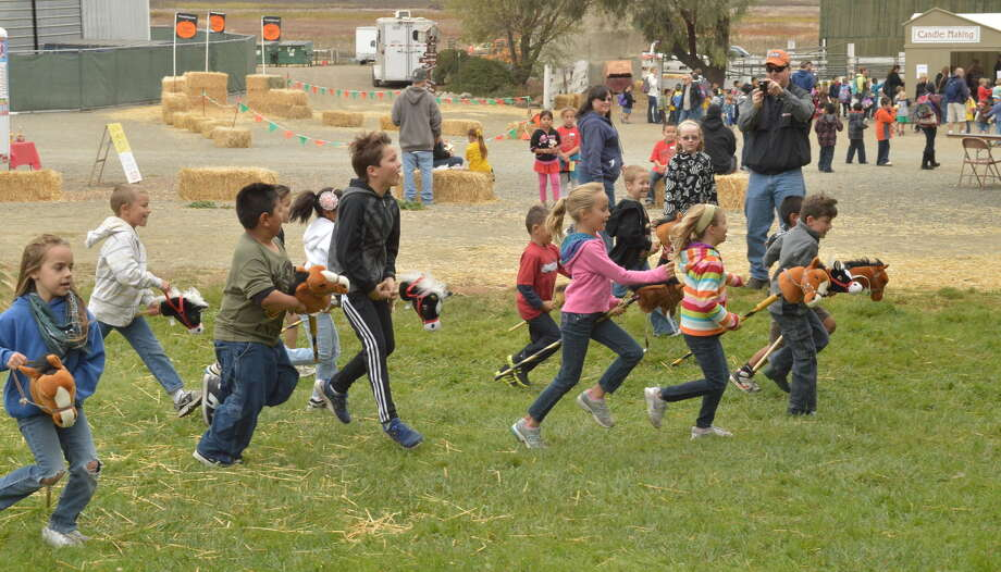 Several races are scheduled for kids at the Tolay Fall Festival this weekend in Petaluma. Photo: Sonoma County Regional Parks / ONLINE_YES