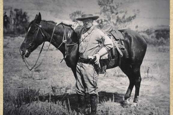 Teddy Roosevelt's exercise regimen helped him overcame a number of chronic ailments.