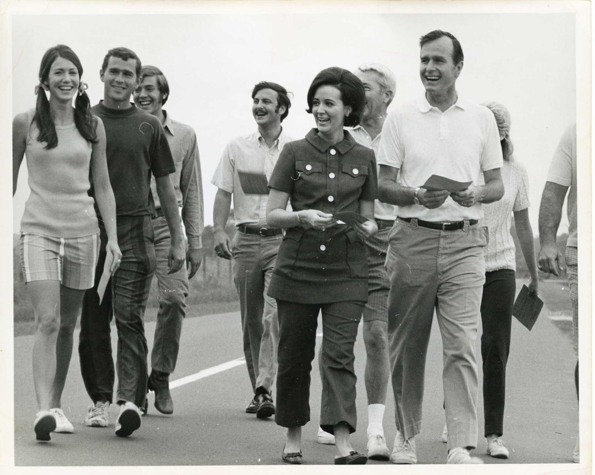 Tennis legend reveals new details about 'party boy' George W. Bush's 1976  drunken driving arrest - San Antonio Express-News