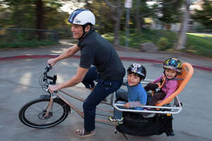 Cool time to learn tips, tricks for riding with kids - Photo