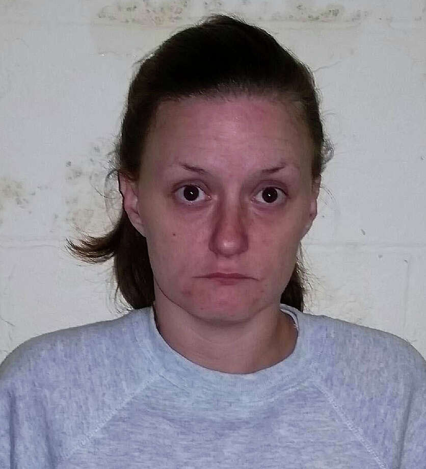Jessica Hennessey, 32, of Manchester has been charged with first-degree forgery and fifth-degree larceny in connection with a check-cashing scheme of forged checks at a Westport bank. Photo: Westport Police Department / Westport News