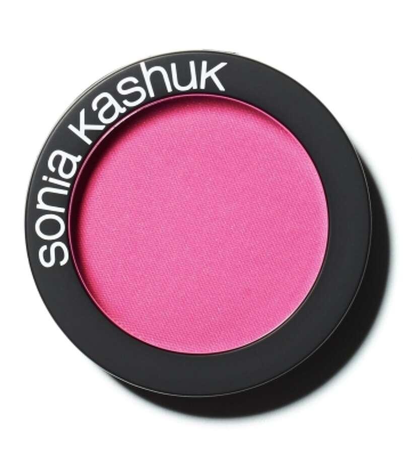 Sonia Kashuk Beautifying Blush in Flushed. $9.79. www.target.com. Photo: Sonia Kashuk / Sonia Kashuk / ONLINE_YES