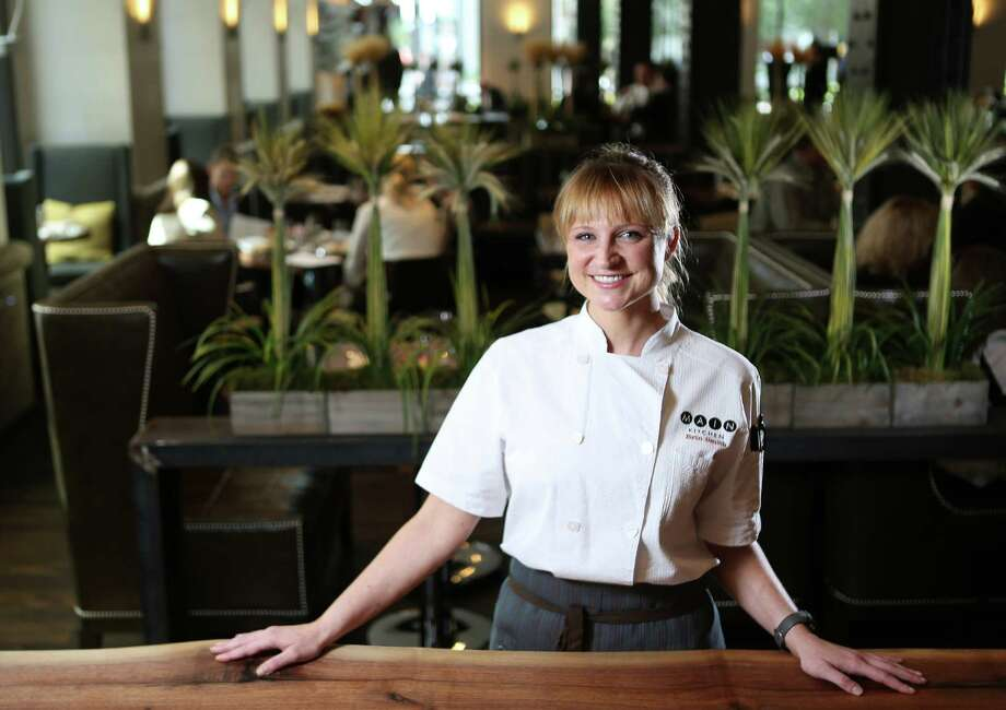 """Erin Smith, former executive chef of Main Kitchen, won on May 31 episode of Food Network's """"Chopped."""" Photo: Mayra Beltran, Staff / © 2014 Houston Chronicle"""