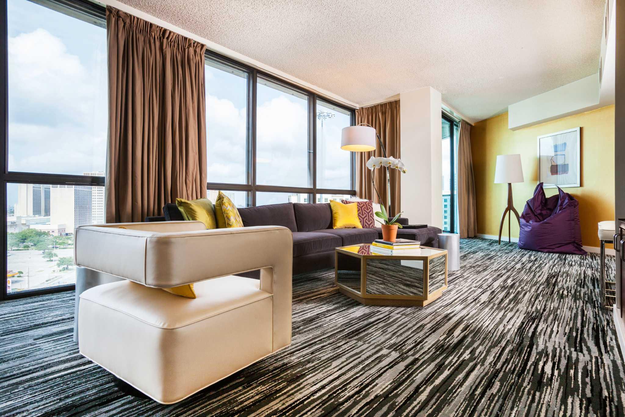 Houstons Poshest Hotel Suites