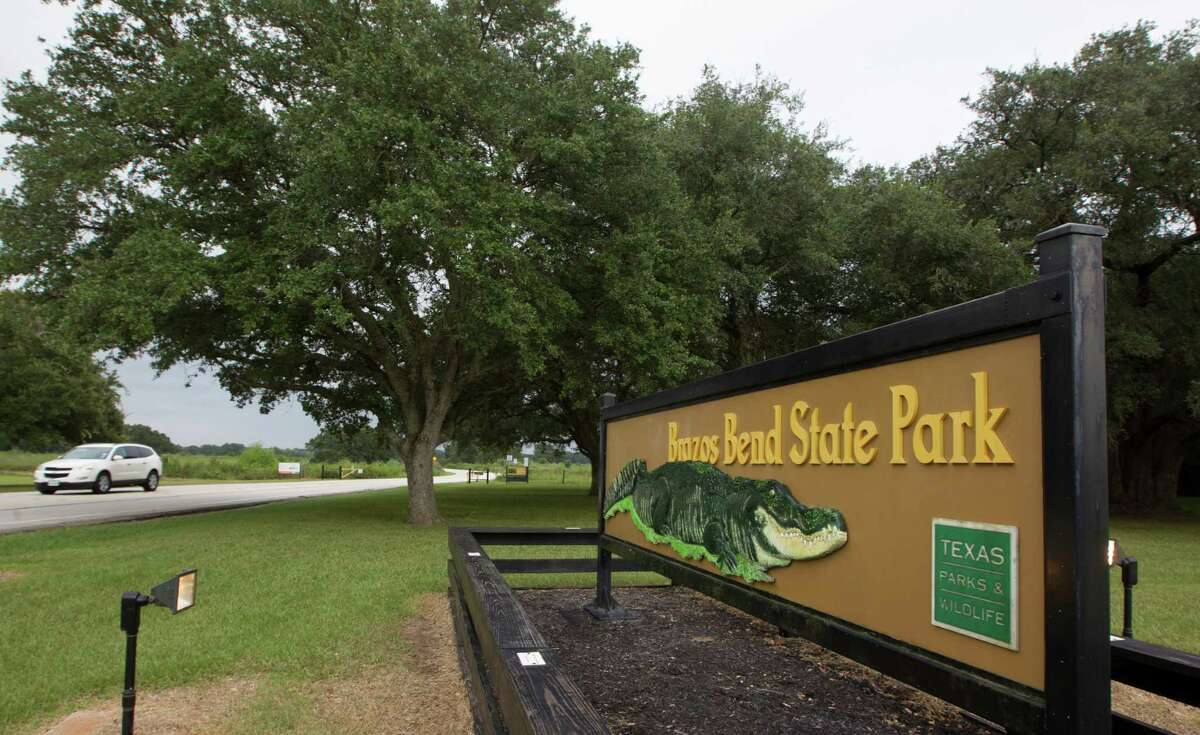 Hiking, camping and the George Observatory make nearby Brazos Bend one of the most popular state parks.