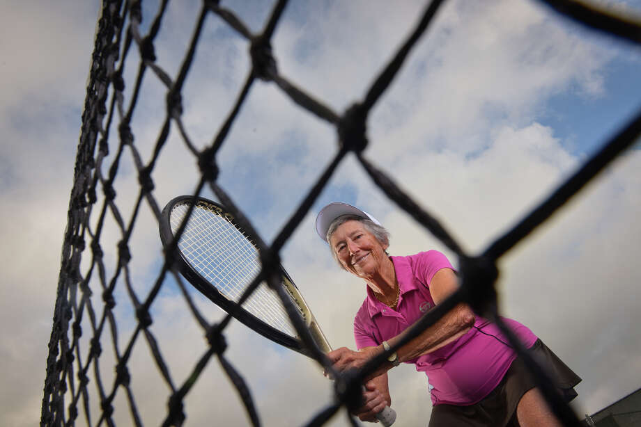 Margaret Canby, 82, will captain the United states team in the upcoming 34th International Tennis Federation Super-Senior World Championships in Antalya, Turkey. Photo: Robin Jerstad, Freelance