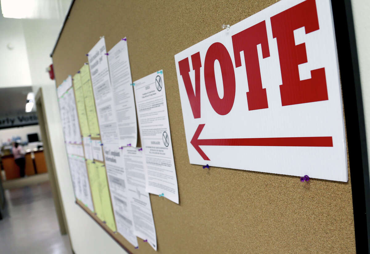Seven constitutional amendments, including one to provide important transportation funding, are on today's ballot.
