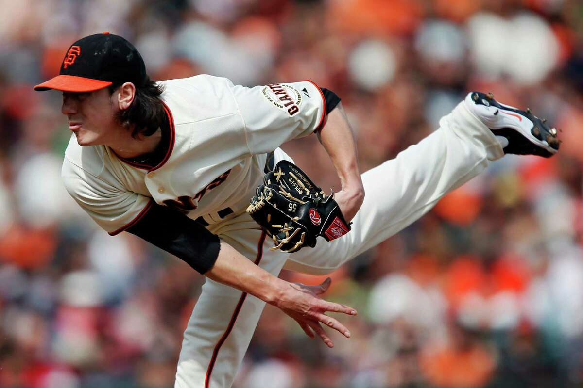 Tim Lincecum last pitched on Sept. 28th against the San Diego Padres.