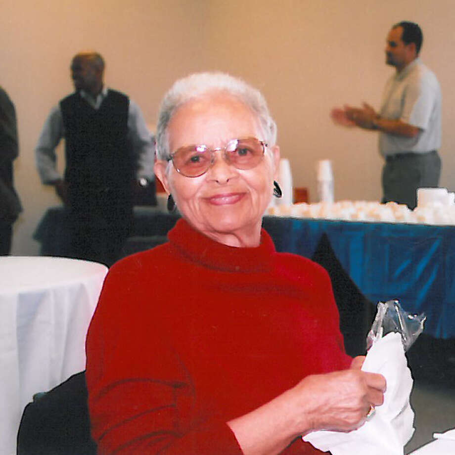 Esther Blankinship Williams died of natural causes on Saturday, October 4, 2014. Funeral services was held Friday, October 10, at 11 a.m. / handout