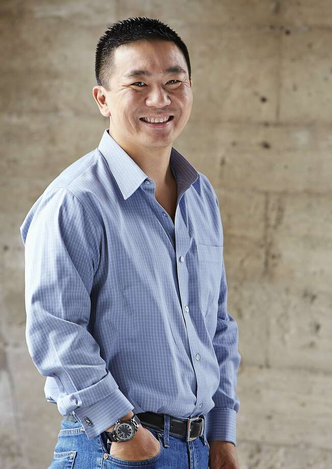 Credit Karma CEO Ken Lin Photo: Credit Karma
