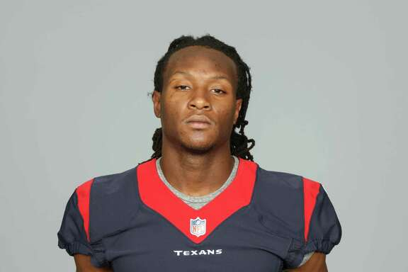 DeAndre Hopkins  Houston Texans    2014 NFL photo  This is a 2014 photo of DeAndre Hopkins of the Houston Texans NFL football team. This image reflects the Houston Texans active roster as of Friday, June 20, 2014 when this image was taken. (AP Photo)