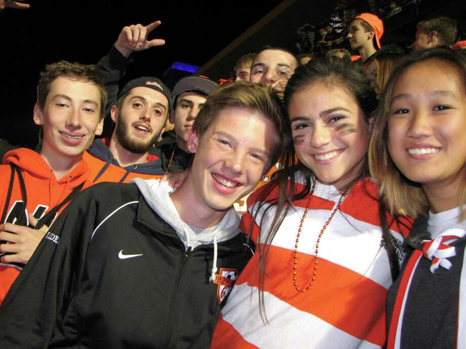 Were you Seen at the Bethlehem homecoming game, versus Shaker, played at Bob Ford Field at the University at Albany on Friday, Oct. 10, 2014? Photo: Michael Huber