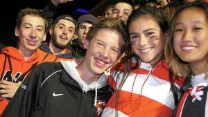 Were you Seen at the Bethlehem homecoming game, versus Shaker, played at Bob Ford Field at the University at Albany on Friday, Oct. 10, 2014?