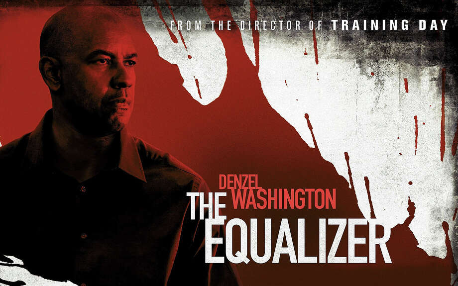 "Denzel Washington is the star of the new action thriller, ""The Equalizer,"" playing in area movie theaters. Photo: Contributed Photo / Westport News"