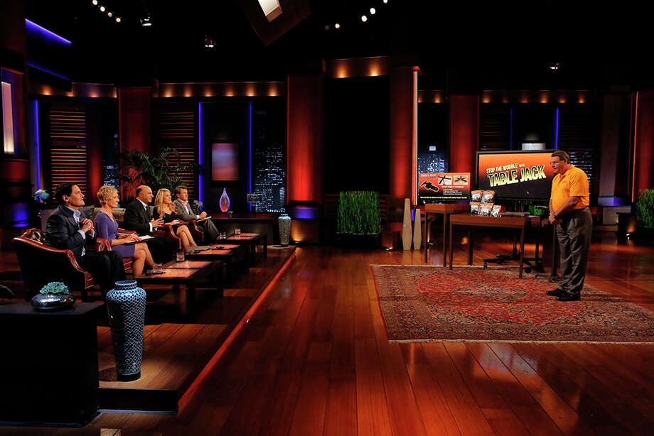 Houston Inventor Finds National Acclaim On Quot Shark Tank