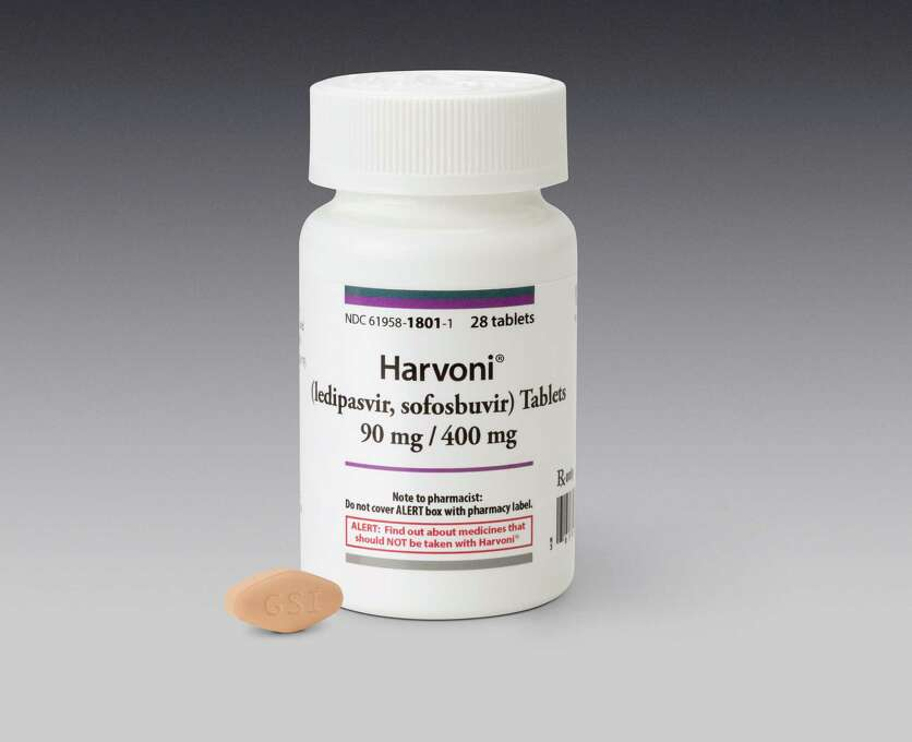 Gilead Sciences won federal approval for the drug Harvoni, a once-a-day Hepatitis C pill, that has a controversial $1,125 price tag. Photo: Gilead Sciences, Courtesy Photo