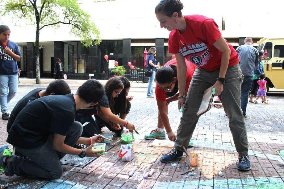 Myspy Chalk It Up San Antonio Express News