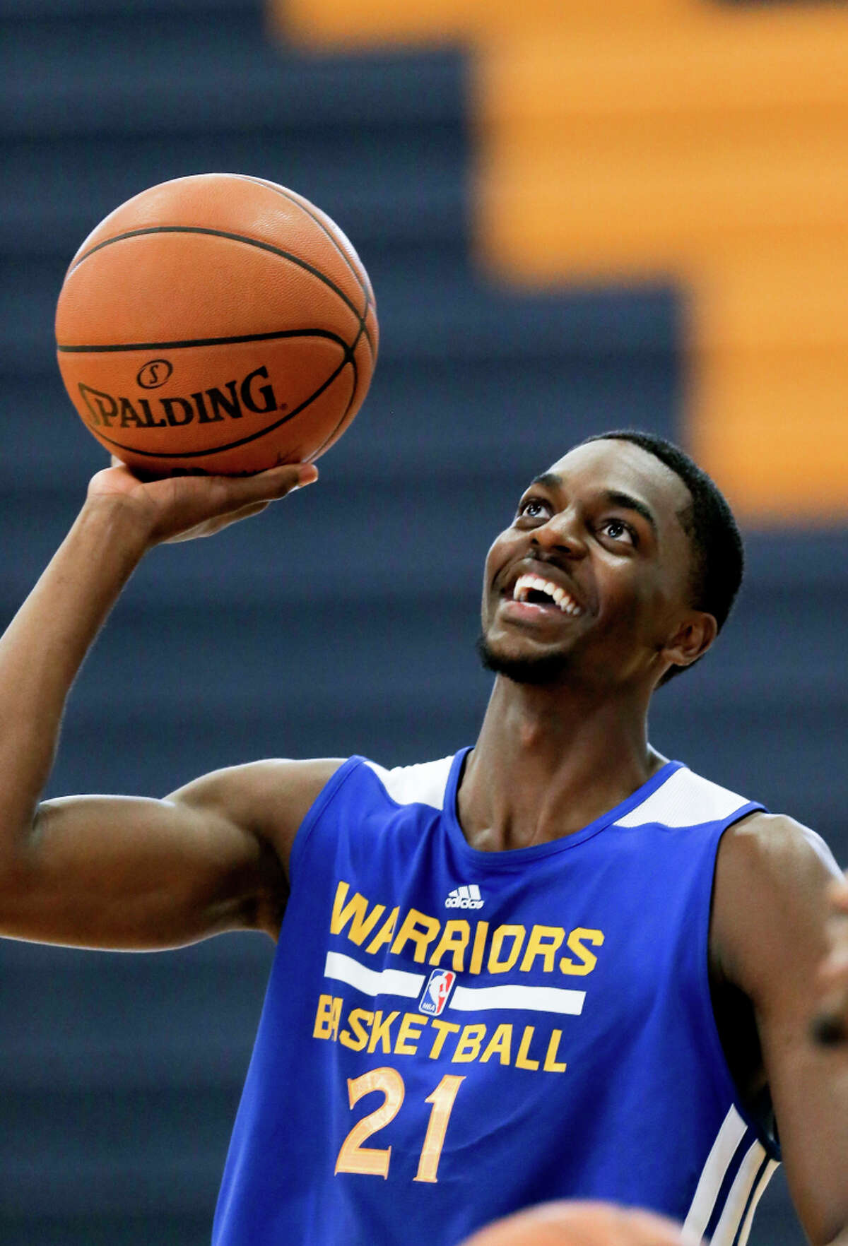 Swingman Justin Holiday, who has nine games of NBA experience, could stick with the Warriors.