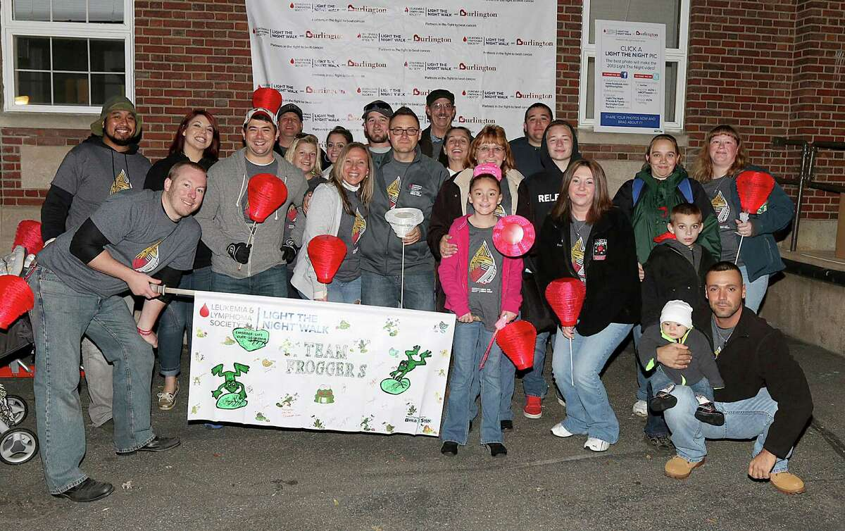 Were you Seen at the Light the Night Walk, a benefit for the Leukemia & Lymphoma Society Upstate New York/Vermont Chapter, held at the Siena College in Loudonville on Saturday, Oct. 11, 2014?