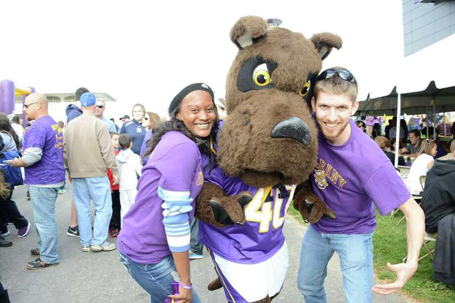 Were you Seen at the University at Albany homecoming game on Saturday, Oct. 11, 2014? Photo: Stephanie Snyder/Mark Schmidt