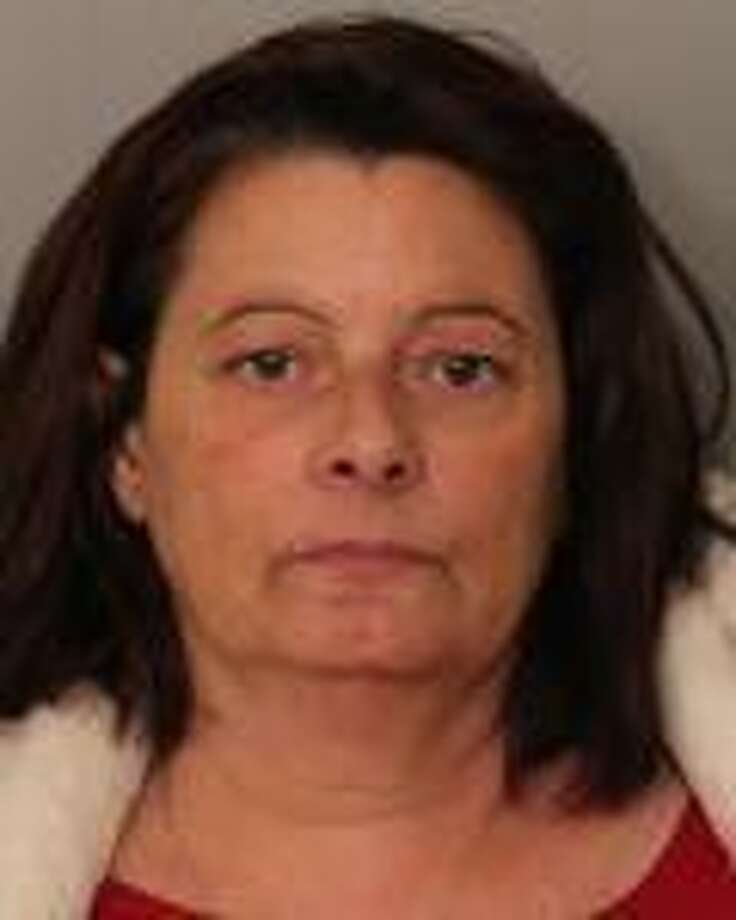 Laurie Glynn of Valley Falls was charged by State Police for allegedly stealing a bottle of Oxycodone during a realtor's open house in September 2014. (State Police)
