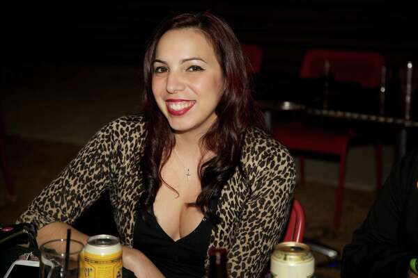 Though rain closed the show early, some hearty fans showed up Saturday night for Grayson Street Eatery's pin up girl contest and rockabilly show.