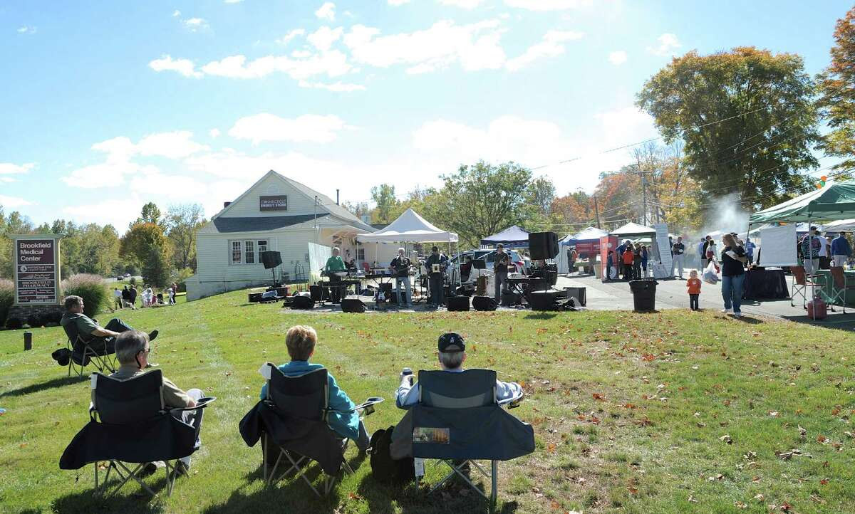 Older Than Dirt, a local band from Brookfield, are playing Friday during Brookfield's Concerts in the Park series at Town Hall. Find out more.