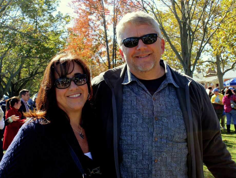 Chowdafest was held at Calf Pasture Beach in Norwalk on October 12, 2014. Attendees sampled 36 soups and chowders and voted for the best in the area. Were you SEEN? Photo: Picasa, Amanda Vontobel