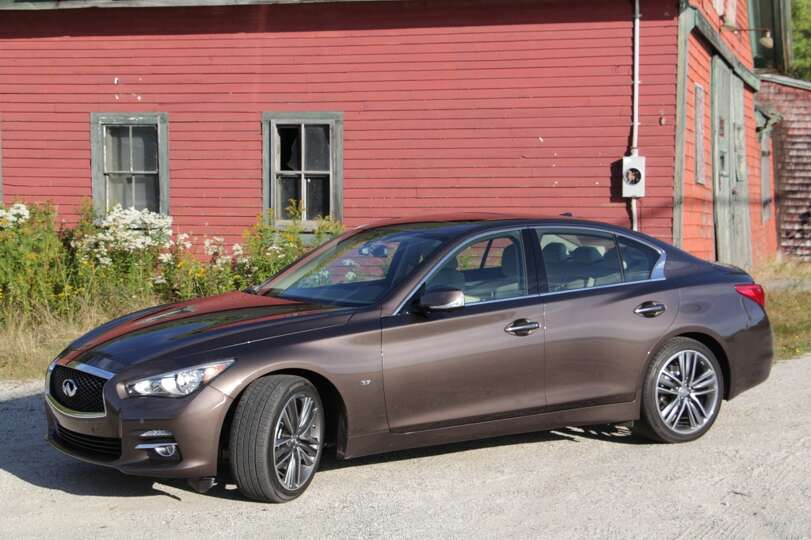 the q50 we tested was an awd model you can also get a. Black Bedroom Furniture Sets. Home Design Ideas