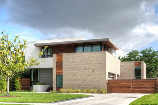 Contemporary Home Highlights Upcoming Aia Houston Home