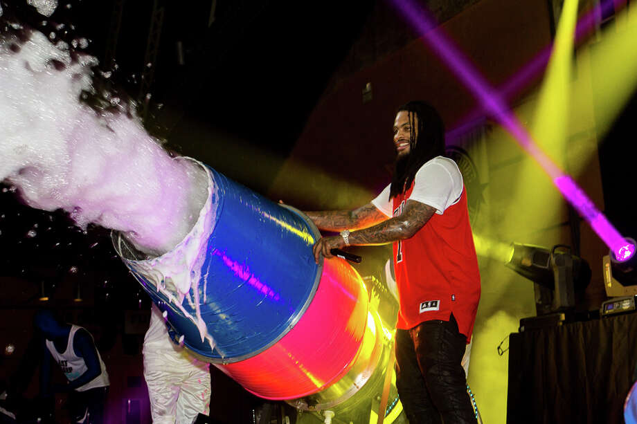 Were You Seen at the Foam N' Glow at the Washington Avenue Armory in Albany on Saturday, October 11, 2014? Photo: Brian Tromans
