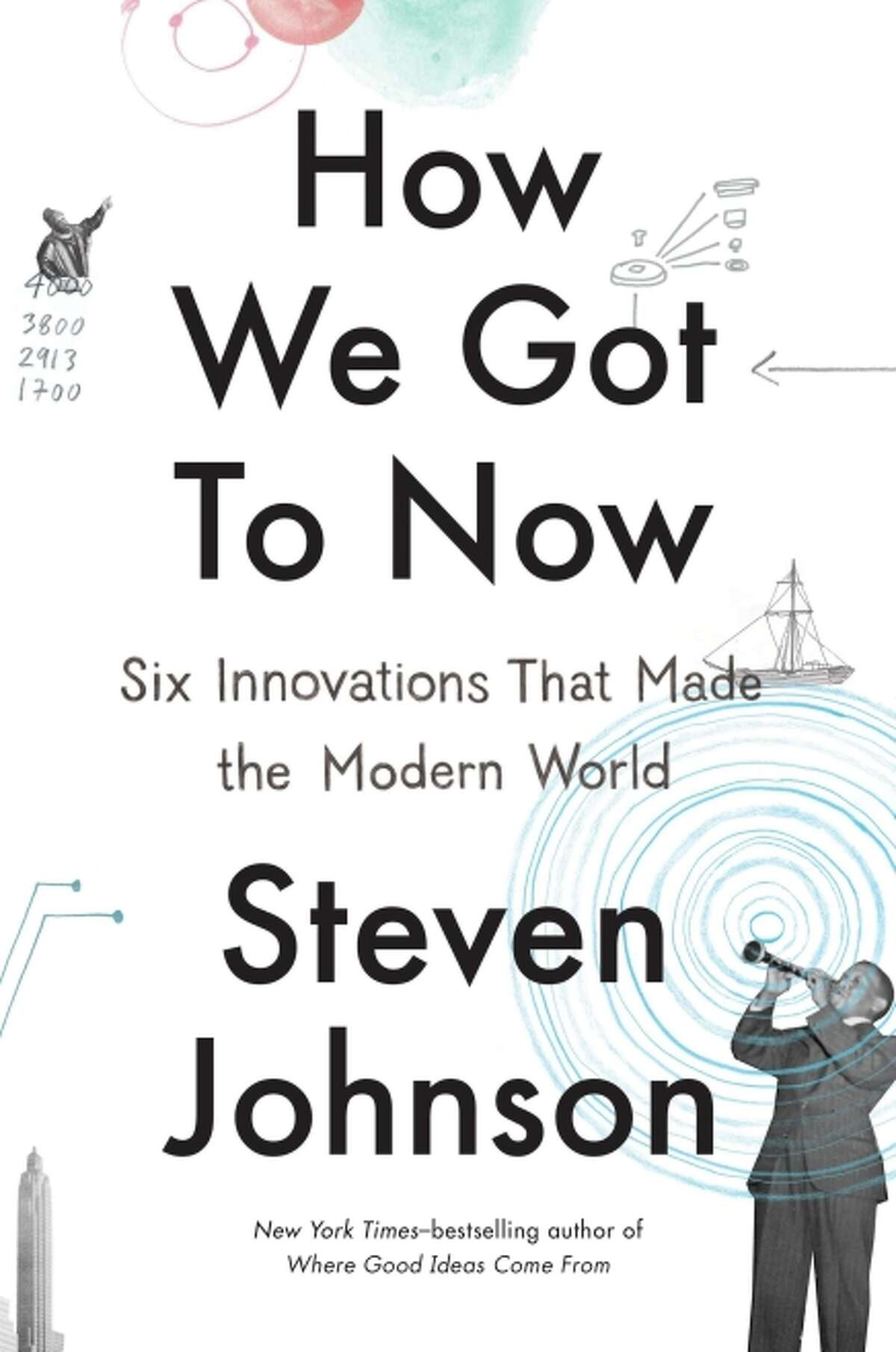 Steven Johnson's new book, also a television series to air on PBS, is called