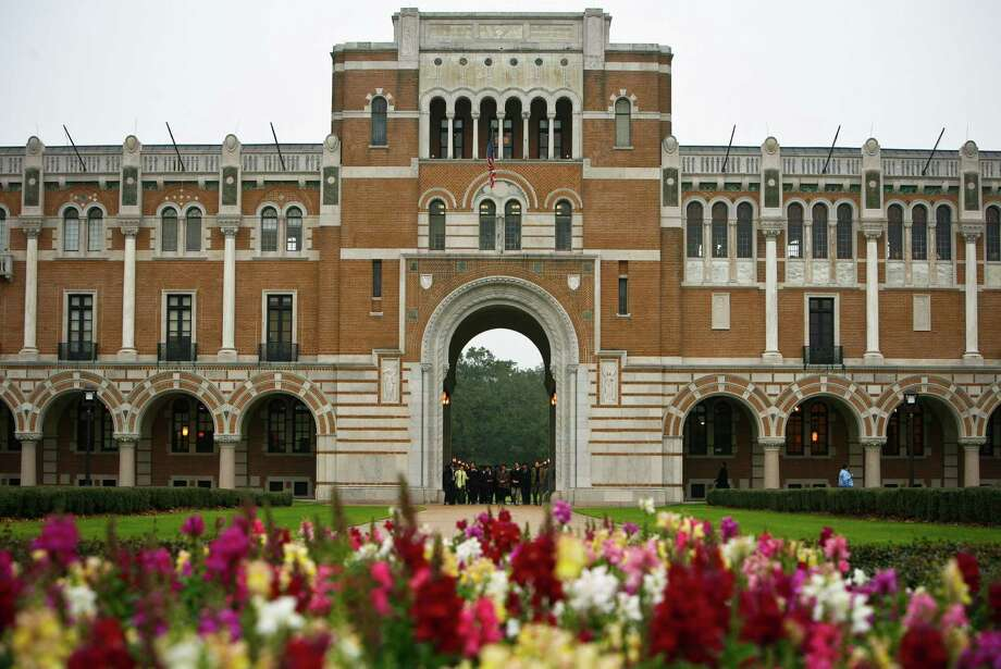 Rice University ranked No. 15 on the U.S. New and World Report's 2017 list of best colleges in the U.S.Continue clicking to see how Rice University and other Texas colleges ranked on the 2017 U.S. News & World Reports' best colleges. Photo: Michael Paulsen, Staff / Houston Chronicle