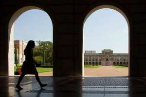 A visit to the Rice University campus was mentioned on a top 30 list of things to do in Houston.
