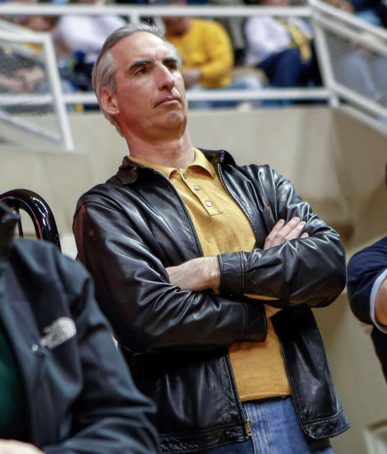 West Virginia AD Oliver Luck is a member of the playoff selection committee. Photo: DAVID SMITH / Associated Press / FR93543 AP