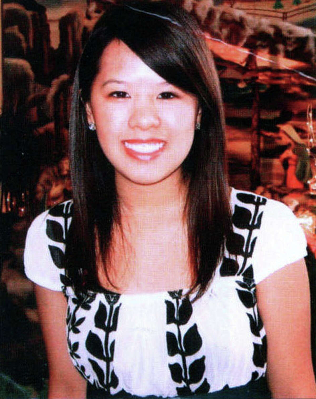 This 2010 photo provided by tcu360.com, the yearbook of Texas Christian University, shows Nina Pham, 26, who became the first person to contract the disease within the United States. Records show that Pham and other health care workers wore protective gear, including gowns, gloves, masks and face shields and sometimes full-body suits when caring for Thomas Eric Duncan. (AP Photo/Courtesy of tcu360.com)