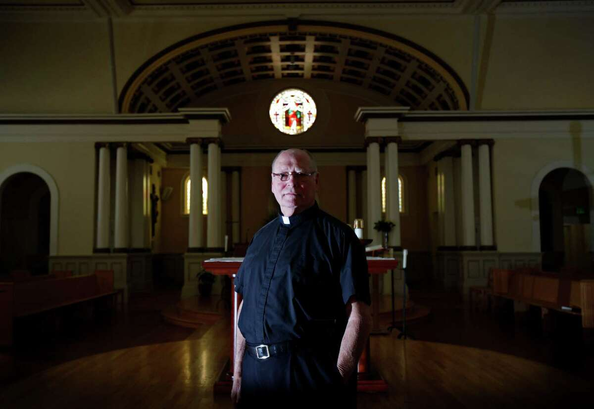 """Father Jack McClure, of Most Holy Redeemer Church in the Castro, said of the statements from the Vatican, """"This is a wonderful response of the Holy Spirit to invite us forward in our understanding of ourselves as a family."""""""