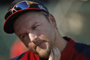 Sports names & faces: A.J. Pierzynski, Ben Utecht - Photo