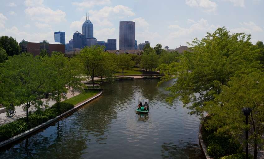 19. Indianapolis, Ind. Number of Job Openings: 23,863 Population: 1,971,274 Median Base Salary: $44,000 Median Home Value: $130,100 Job Satisfaction Rating: 3.2