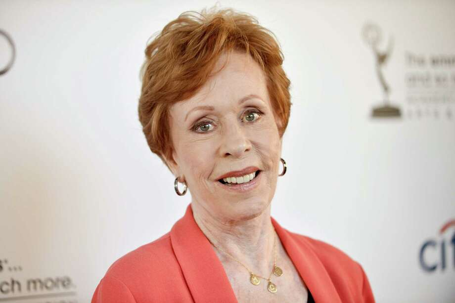 "Carol Burnett will play opposite Brian Den nehy in ""Love Letters"" on Broadway. Photo: Richard Shotwell / Associated Press / Invision"