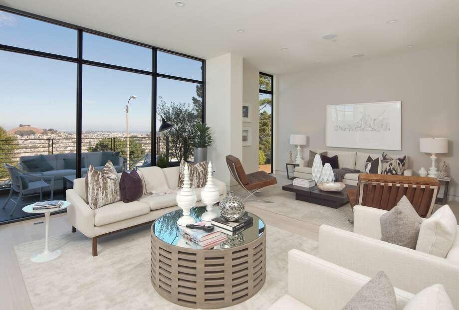 new home in noe valley hosts plethora of modern designs