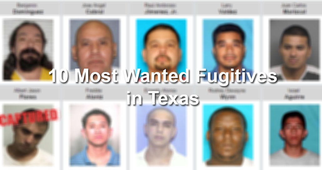 Texas Mexican Mafia member on DPS' most wanted list captured