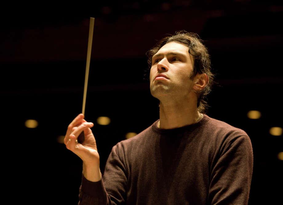 Vladimir Jurowski and the London Philharmonic Orchestra played at the Davies Symphony Hall. Photo: Karen Robinson / Karen Robinson / ONLINE_YES