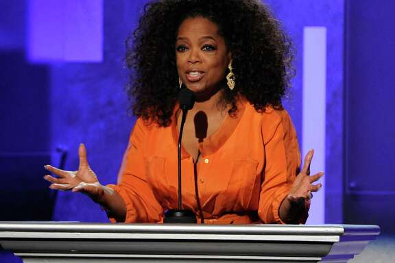 """Opray Winfrey will visit eight cities this fall for a two-day arena event called """"Oprah's The Life You Want Weekend."""""""