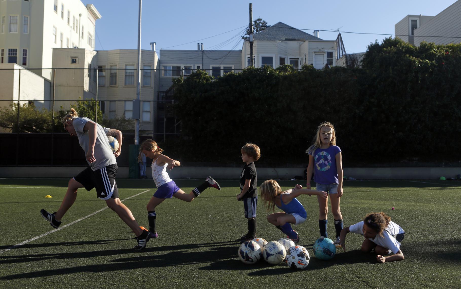Techvskids playground video adds fuel to SFs field fight